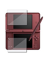 Ultra Clear Screen Guard Film LCD Protector for Nintendo NDSiLL NDSiXL