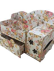 Original Wooden Cosmetic Storage Box Jewelry Box