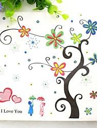 Love Tree Pattern Napkins(Set of 20)