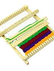 tecelagem tear diy brinquedos da novidade educacionais