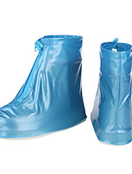 Plasitc Shoes Cover for Rainy Day One Pair