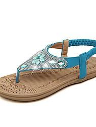 Damenschuhe slingback flachem Absatz Sandalen Schuhe mehr Farben erhältlich