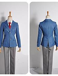inspirado por Kyoukai há Kanata KANBARA Akihito trajes cosplay