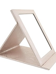 MAKE-UP FOR YOU Large Cosmetic Mirror (Champagne)