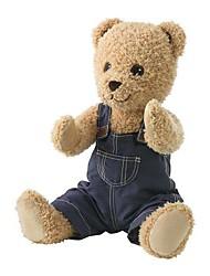 20inch ours mignon avec des vêtements en peluche animal jouet