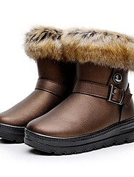 Women's Shoes Comfort Snow Low Heel Boots More Colors Available