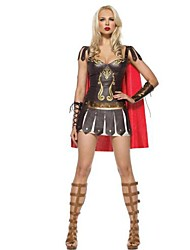 Halloween grèce antique Espagne costume héros de cosplay des femmes