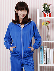 Vocaloid Gakupo Blue Polyester Cosplay Hoodie