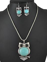 все формы матч сова милые свежие серьги и ожерелье yumfeel женские