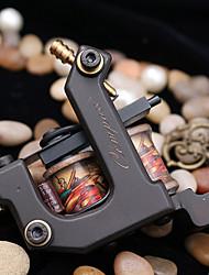 machine à tatouer COMPASS® Sanlucar chemise 8 enveloppe châssis en acier