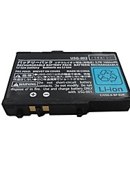 High Quality 840mAh 3.7V Rechargeable Battery Pack Replacement for Nintendo NDSL