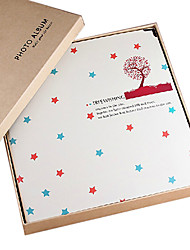12 Inch DIY Paste Album for Baby Photoes with a Delicate Package Box