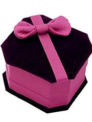 Coway  6.5*6.0*4.5 Luxury Fashion Exquisite Jewelry Box