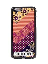 Personalized Case Elegant Design Metal Case for iPhone 6 Plus