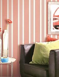 mur papier mural, style moderne contracté bande pvc papier peint