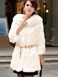 Women Faux Fur Outerwear