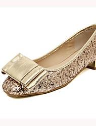женская обувь круглый носок низком каблуке ботинок квартир больше цветов