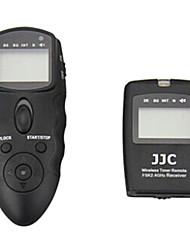 JJC Wireless Timing Remote Control DMW-RSL1 for Panasonic GX7 FZ200 GH4 GX1 G6