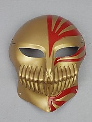 Bleach Hollow Ichigo Golden Cosplay Mask