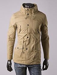 Men's Long Sleeve Jacket Casual/Work/Formal Pure