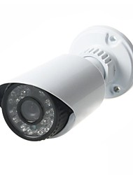 1200TVL 3.6mm 24IR Indoor Outdoor Waterproof Night Vision CCTV Security Camera