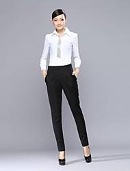 2014 nouvelle mode haut-lieu des femmes de taille plus longues occasionnels crayon harems