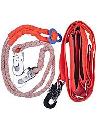 arreios de proteção cinto de segurança eletricista para trabalhar no alto e escalada com corda de proteção