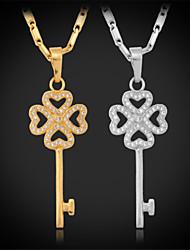 U7 millésime fantaisie c collier pendentif de charme de la marque