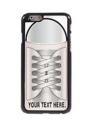 Personalized Case Plimsolls Design Metal Case for iPhone 6 Plus