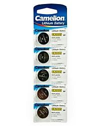 Camelion 3v кнопку литиевая батарея CR2025 (5шт)