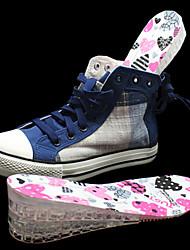 semelles coussin de silicium pour une paire de chaussures