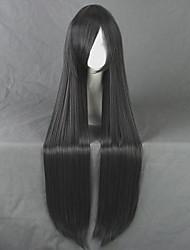 Kimi ni Todoke Kuronuma Sawako lange gerade cosplay Perücke schwarz grau