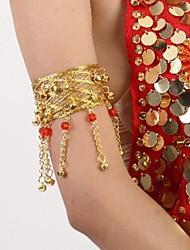 Dance Accessories Jewelry Women's Metal Tassel(s) Christmas / Halloween 26cm