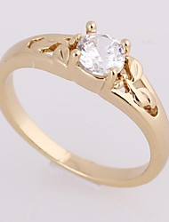Women's Classic Hollowed-Out Design High Quality Finger ring