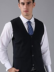 Men Korean Fashion Slim Casual Suits Vests