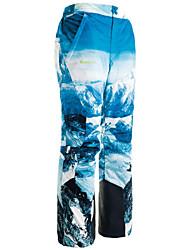 Männer toread innovative ökologische Gefüge Skihosen