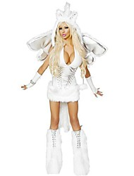 White Pegasus Unicorn Adult Women's Halloween Costume