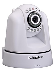 HD 720P Indoor CMOS Mini IP Camera for L803P Baby Monitor with IR-Cut and Night Vision