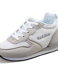 Women's Shoes Round Toe Low  Heel  Fashion Sneakers Height Increasing Shoes More colors available