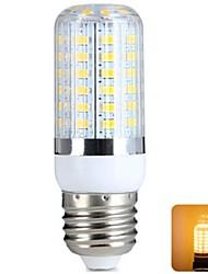 7W E26/E27 Lâmpadas Espiga T 56 SMD 5730 620 lm Branco Quente AC 220-240 V