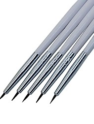 5PCS  Painting Nail Pen Set For Nail Art Tool