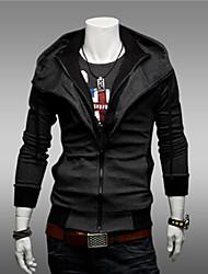 hoodie de duas peças casuais dos homens de glória como coat