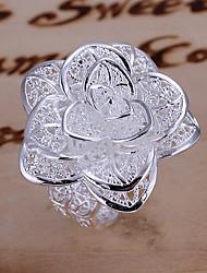 amore Frauen alle passenden Blumenform Ring