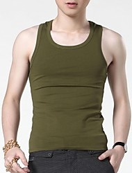 FENL Men's Fashion Bodycon Vest