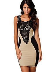 рукавов сексуальный-футляр тонкие платья vicone женские