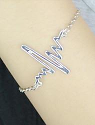 simples bracelet électrocardiogramme des femmes