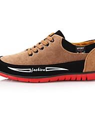 Scarpe da uomo Casual Di corda Sneakers alla moda Nero/Blu/Giallo