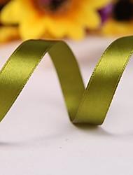 Einfarbig 2.1 Zoll Satinband - 50 Meter pro Rolle (mehr Farben)