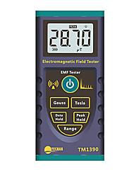 probador fem hogar medidor de radiación electromagnética radiación digitales dectector tm1390