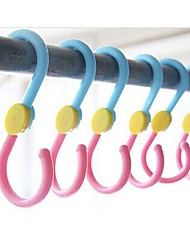 2 PCS Multi-function Strong Hook (Random Color)